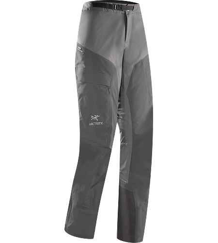 Alpha Comp Pant Women's Alpha Series: Climbing and alpine focused systems. Composite construction pants with versatile thermal management and zonal weather protection in a single garment