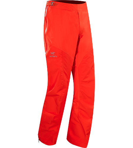 Alpha SL Pant Men's Alpha Series: Climbing and alpine focused systems | SL: Super light. Ultralight, packable, waterproof and breathable GORE-TEX® alpine pant designed for emergency weather protection.