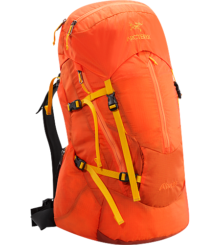 Altra 33 Backpack Women's Overnight 33 litre volume pack constructed with the new C² Composite Construction system,