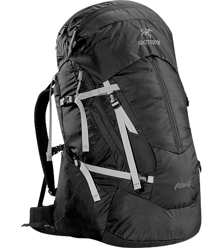 Altra 48 Backpack Women's Three day, 48 litre volume pack constructed with the new C² Composite Construction system,