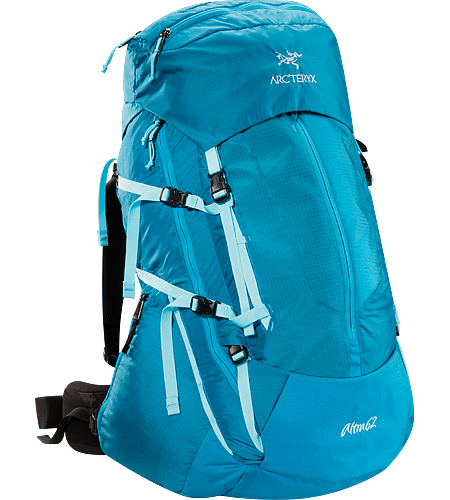 Altra 62 Backpack Women's Five day plus, 62 litre volume trekking and backpacking pack constructed with the new C² Composite Construction system,