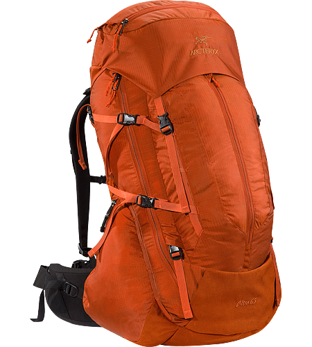 Altra 65 Backpack Men's Five plus day, 65 litre volume trekking and backpacking pack constructed with the new C² Composite Construction system,