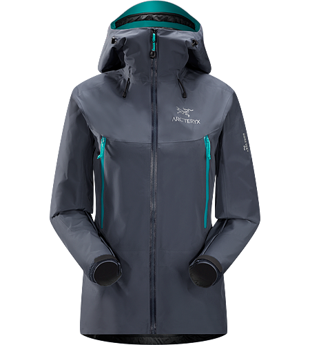 Beta LT Jacket Women's Beta Series: All-round mountain apparel | LT: Lightweight. Lightweight, waterproof/breathable jacket made from GORE-TEX® Pro with supple yet durable N40p-X face fabric
