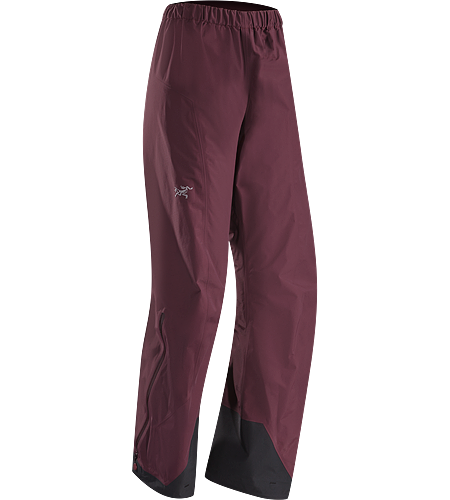 Beta SL Pant Women's Beta Series: All-round mountain apparel | SL: Super Light. Lightweight, packable, waterproof and breathable GORE-TEX® pant, designed for maximum mobility. Designed for take-along emergency use when the weather takes a turn for the worse.
