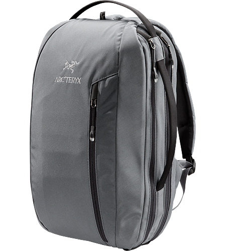 Blade 15 Backpack Svelte travel backpack with laptop and accessory compartments.