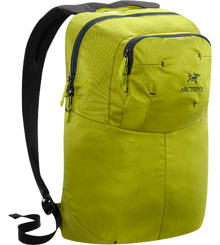 Cambie Backpack Compact, 12 litre volume, daypack designed to carry digital devices and a few daily necessities.