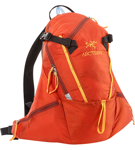 Chilcotin 12 Backpack Smaller, super stable 12 litre hydration pack with a variety of pockets and 2 litre custom SOURCE bladder.