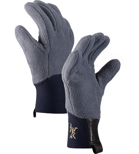 Delta AR Glove Delta Series: Mid layer fleece | AR: All-Round. Breathable, insulated glove; Ideal for use as a warm insulation layer, or on their own on cold dry days. Made with a pill resistant hi-loft fleece shearling, these breathable gloves can be used on their own on cold dry days or as a warm insulation layer under protective shells.
