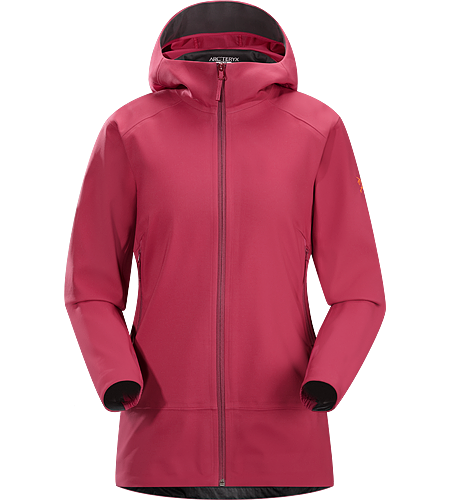 Eldora Hoody Women's Warm, weather resistant midweight fleece hoody for backcountry powder seekers.