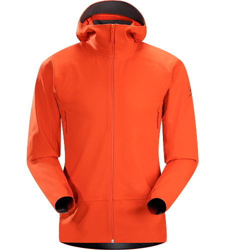 Ephus Hoody Men's Warm, weather resistant midweight fleece hoody that performs as a standalone on ascents, and as a midlayer on the descent.