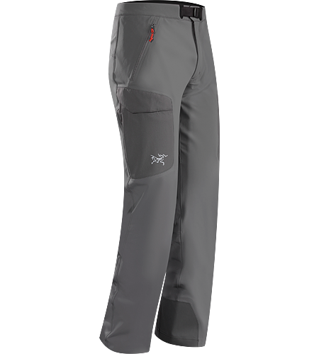 Gamma MX Pant Men's Gamma Series: Softshell outerwear with stretch | MX: Mixed Weather. Lightly insulated, breathable soft shell pant with DWR durable water repellent treatment to resist light moisture; ideal for alpine and expedition climbing