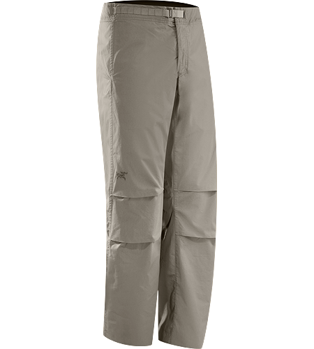 Grifter Pant Men's Relaxed, climbing inspired men's cotton/nylon canvas pant designed for travel, hiking and daily life.