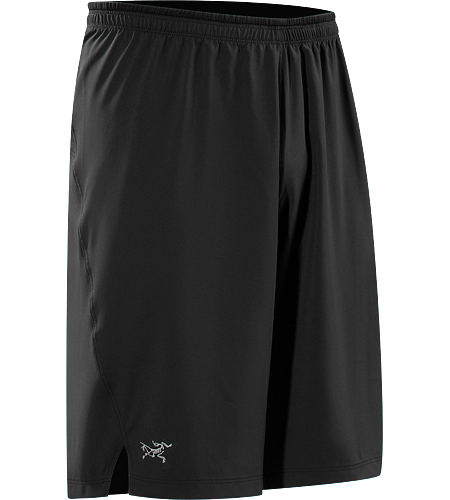 Incendo Long Men's Lightweight, quick-drying, relaxed fit shorts; ideal for a range of aerobic pursuits.