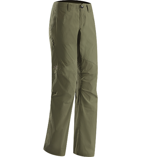 Kenna Pant Women's Relaxed fit, breathable and durable cargo pant constructed with lightweight cotton/nylon textile with a hint of stretch; ideal for travelling, providing all day comfort.