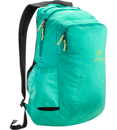 Pender Backpack Panel loading, 20 litre volume, daypack for the digital world with organization,  protection, and volume to accomodate a full day's gear.