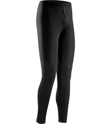 Phase SV CZ Bottom Men's Phase Series: Moisture wicking base layer | SV: Severe Weather. Moisture-wicking base-layer with through-the-crotch zip, constructed using odour-control fabric; Ideal as mid-level insulation during aerobic activities