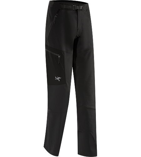 Psiphon AR Pant Women's <strong>Alpha Series: Climbing and alpine focused systems | AR: All Around </strong>The most versatile Arc'teryx softshell pant for climbers and alpinists.