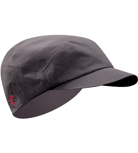 Quanta Cap Men's Contemporary cap with an elastic headband and subtle embroidered Arc'teryx logo.