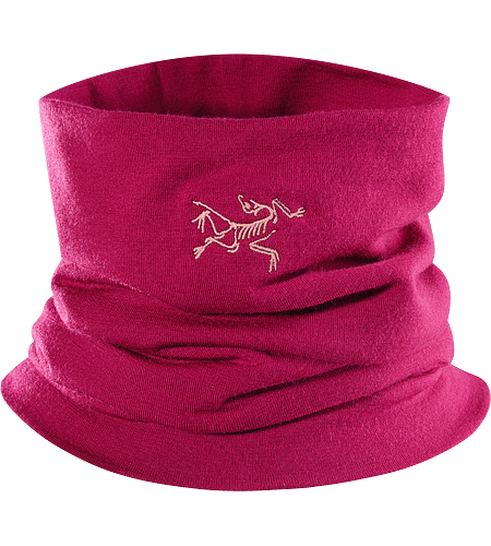 Rho LTW Neck Gaiter Lightweight Wool/Spandex mix neck gaiter keeps the snow out and the warm in. This merino wool/spandex neck gaiter keeps out snow and traps in body heat.