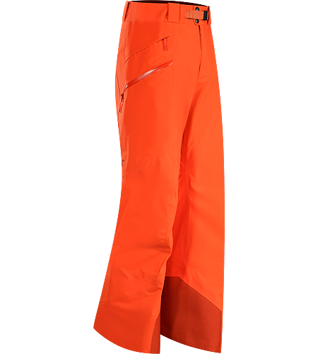 Sabre Pant Men's Lightly insulated, waterproof, GORE-TEX® pant with a Slide 'n Loc™ snap system that attaches to compatible jackets