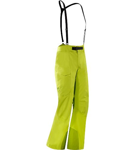 Sawatch Pant Men's Breathable, snow shedding Trusaro™ midweight softshell ski and snowboard pant designed for high output backcountry tours.