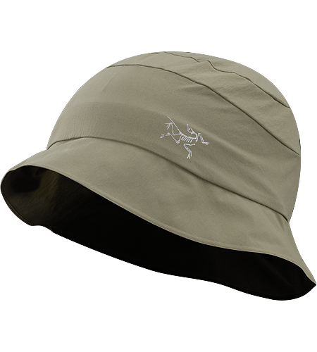 Sinsolo Hat Men's Lightweight, TerraTex™ sun hat with soft, pliable brim that easily compresses to fit in a pack or pocket.