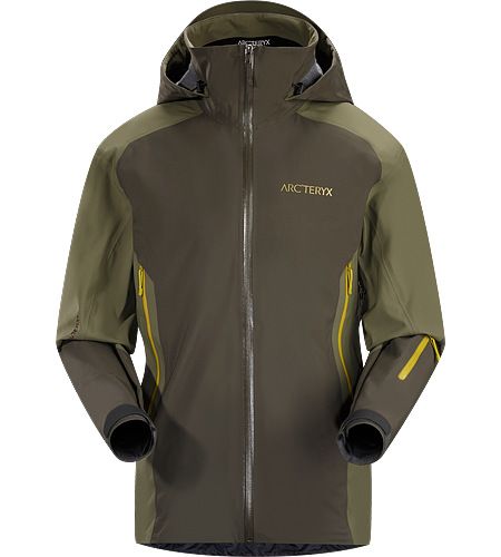 Stingray Jacket $^Men's^$ Lightly insulated, waterproof, hardwearing GORE-TEX® jacket with 3L softshell construction and resort ready performance.
