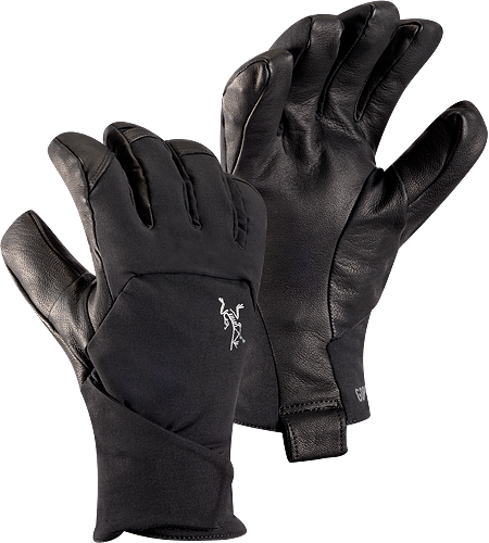 Zenta LT Glove Men's Waterproof, breathable, low profile glove. Ideal for high-output activities in cold conditions.