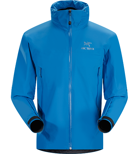 Zeta AR Jacket Men's Highly versatile waterproof/breathable Arc'teryx GORE-TEX® shell for trekking, backpacking and hiking.