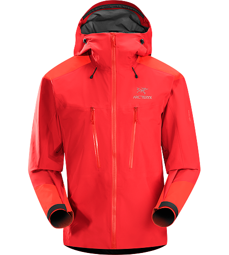 Alpha AR Jacket Men's Light, hardwearing, extremely versatile GORE-TEX® Pro jacket made with a lightweight N40p-X body and burly N80p-X reinforcements. Alpha Series: Climbing and alpine focused systems | AR: All Round.