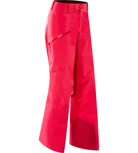 Azetta Pant Women's Highly breathable and durable women's GORE-TEX® Pro pant designed for backcountry touring and big mountain freeriding.