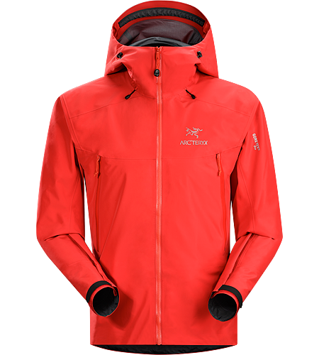 Beta LT Jacket Men's Lightweight, waterproof/breathable jacket made from GORE-TEX® Pro with supple yet durable N40p-X face fabric. Beta Series: All-round mountain apparel | LT: Lightweight.