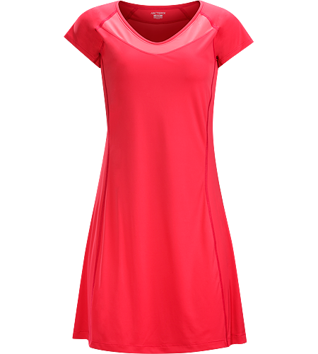 Kapta Dress Women's Technical, ventilated, moisture wicking dress for high output training in summer conditions.