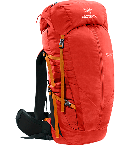 Kea 37 Backpack Formerly known as the Kata 37. Versatile, all-mountain activity backpack, designed with a multitude of convenient and comfortable features