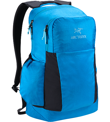 Kitsilano Backpack Comfortable midsized 20 litre panel loading pack with capacity and organization fine tuned for the digital world.