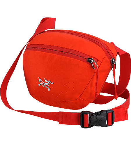 Maka 1 Small travel bag that can be worn around the waist, or over the shoulder