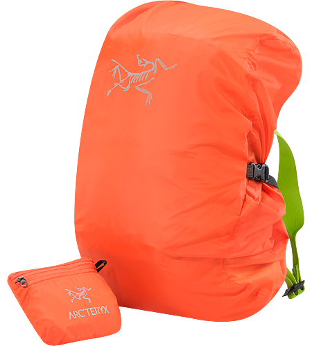 Pack Shelter XS Lightweight and packable pack cover; Fits most packs up to 30L