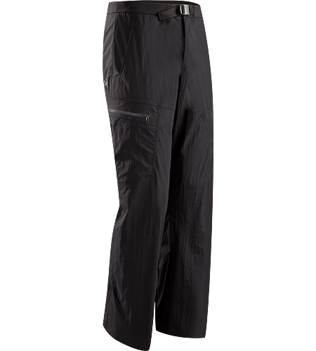 Palisade Pant Men's Light, durable trail pant constructed with quick drying, air permeable TerraTex™ stretch nylon fabric.