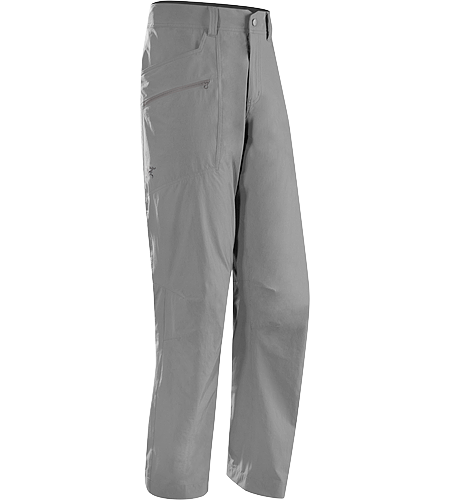 Perimeter Pant Men's Midweight, air permeable Cresta™ stretch nylon trekking pants with motion friendly design.