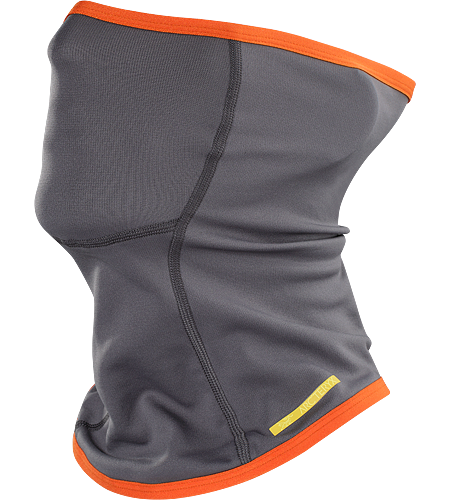 Phase AR Neck Gaiter Anatomically shaped neck gaiter made with lightwight, moisture-wicking, Phase fabric. Phase Series: Moisture wicking base layer | AR: All-Round.