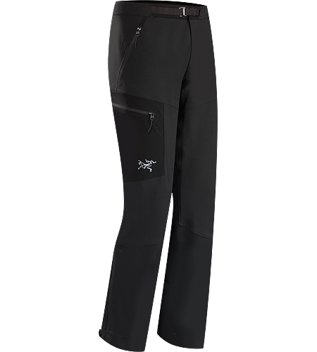 Psiphon AR Pant Men's The most versatile Arc'teryx softshell pant for climbers and alpinists.