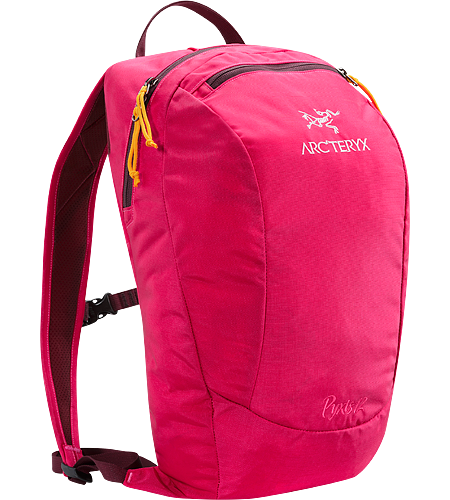 Pyxis 12 Backpack Lightweight construction, 12 litre volume, take-along access bag designed for day hiking, or lead climbing