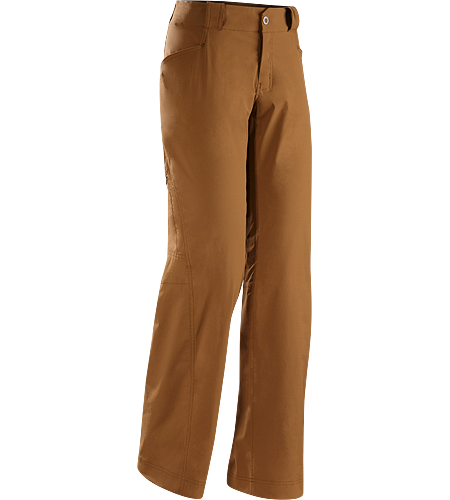 Rabat Pant Women's Midweight Cresta™ stretch nylon trekking pants with motion friendly design and air permeable, quick dry performance.
