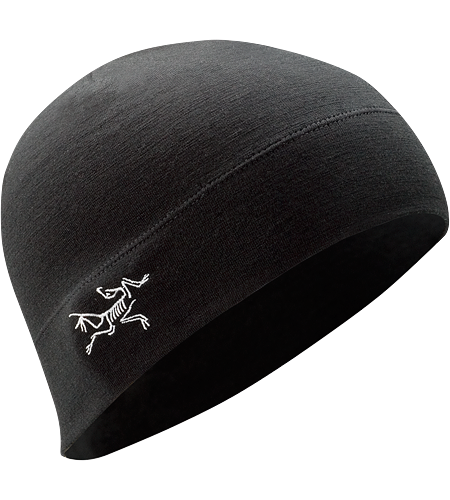 Rho LTW Beanie A Wool beanie, featuring a double layered headband and embroidered Bird logo on the side. This merino wool/elastane blend beanie has a double layered headband for added warmth and embroidered bird logo on the side.
