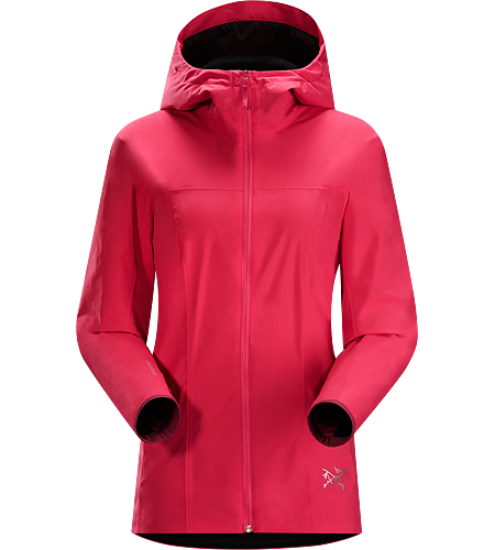 Solano Jacket Women's Windproof, water repellant WINDSTOPPER® jacket with a refined, urban fit.
