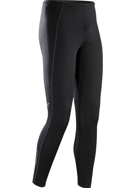 Accelero Tight Men's Vented, versatile men's training tight made from Suncore™ stretch knit for air permeability and stretch.