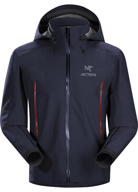Beta AR Jacket Men's Lightweight & packable, waterproof GORE-TEX® Pro jacket;  hip length with a helmet compatible DropHood™. Beta Series: All-round mountain apparel | AR: All-Round.