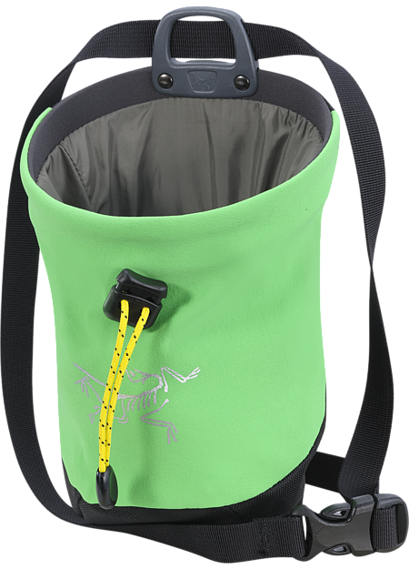 C40 Chalk Bag Supple and tough chalkbag.