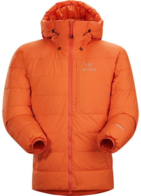 Ceres Jacket Men's The warmest jacket in the Arc'teryx Essentials collection, this box wall constructed down insulated jacket is made with WINDSTOPPER® and 850 fill down.