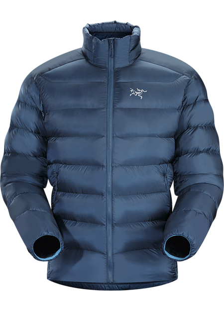 Cerium SV Jacket Men's This backcountry specialist is the warmest Cerium jacket. Streamlined, lightweight down jacket filled with 850 grey goose down. This jacket is intended as a warm mid layer or standalone piece in cold, dry condtions. Down Series: Down insulated garments | SV: Severe Weather.